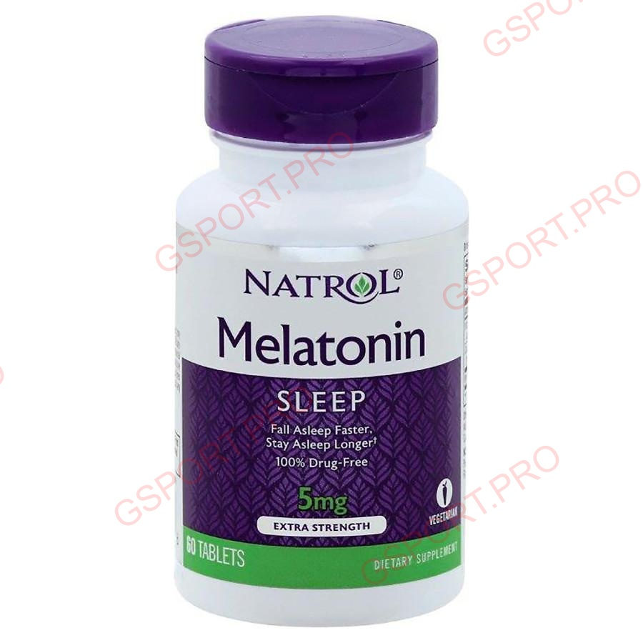 Natrol Melatonin (5mg)
